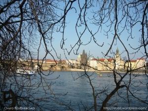 Вид на Карлів міст