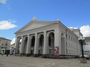 театр у м. Рівне